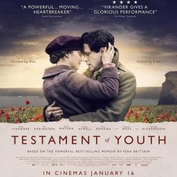 Testament of youth (o cómo amargarte la adolescencia)