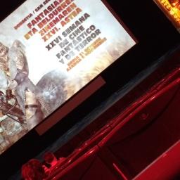 FromLostToTheCine en la XXVI Semana de cine Fantástico y de Terror de San Sebastián.