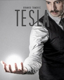 Branko-as-TESLA-poster