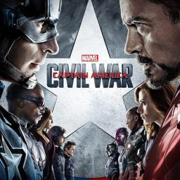 Viernes: Guerra civil en Marvel
